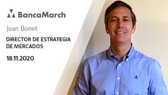 Análisis semanal de economía y mercados (18-11-2020)