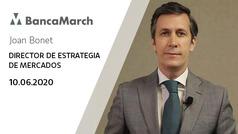 Análisis semanal de economía y mercados (10-6-2020)