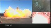 La Starship, la nave de SpaceX que está preparando Elon Musk para...