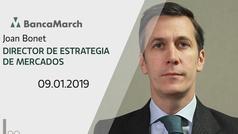 Análisis semanal de economía y mercados (8-1-2019)