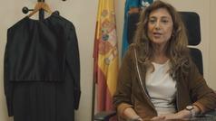 La jueza de El Hierro habla sobre la serie de Movistar+