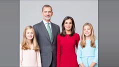 La retratista Estela De Castro explica las nuevas fotos oficiales de la Familia Real