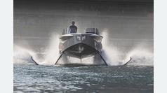 Flying Yacht: gobierna un yate de lujo volador desde proa y con un joystick