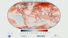 La subida de temperatura en el Ártico es cuatro veces más rápida de lo normal