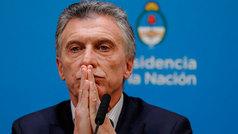 Macri lanza un paquete de medidas de urgencia ante la caída de las bolsas