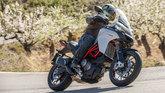 Multistrada 950S, la moto más versátil de Ducati