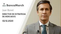 Análisis semanal de economía y mercados (02-12-2020)