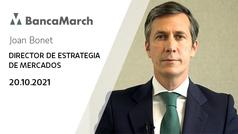 Análisis semanal de economía y mercados (20-10-2021)