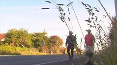 Vuelven los peregrinos al Camino de Santiago
