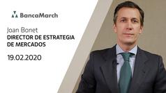 Análisis semanal de economía y mercados (19-02-2020)