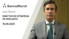 Análisis semanal de economía y mercados (15-9-2021)