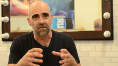 """Luis Tosar: """"Al cine le da pereza retratar el rastro de dolor que deja el narcotráfico"""""""