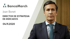 Análisis semanal de economía y mercados (04-11-2020)