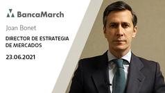 Análisis semanal de economía y mercados (23-6-2021)
