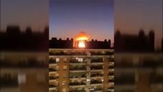 Un muerto y ocho heridos por la explosión en la planta química de Tarragona