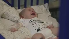 Un bebé con atrofia muscular espinal recibe el medicamento más caro del mundo
