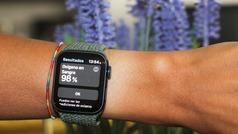 ¿Cómo funciona el medidor de oxígeno en sangre del Apple Watch?