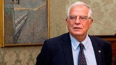 """Borrell dice que Trump le sugirió construir """"un muro en el Sáhara"""""""