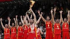 Tráiler de 'La familia', el documental sobre la selección española de baloncesto