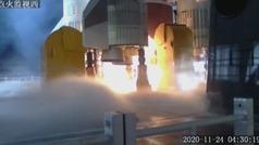 China lanza con éxito una sonda a la Luna