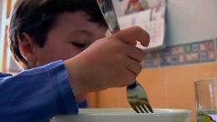 Dos de cada tres niños en España están mal alimentados