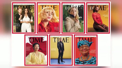 Megan y Harry, Britney Spears y Simone Biles, entre los más influyentes del año para la revista Time
