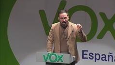 Así es VOX el partido que irrumpe en el tablero político de España