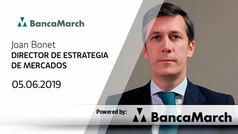 Análisis semanal de economía y mercados (05-06-2019)
