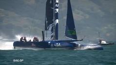 SailGP: España entra en la batalla de los catamaranes voladores