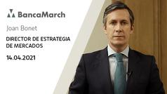 Análisis semanal de economía y mercados (14-04-2021)