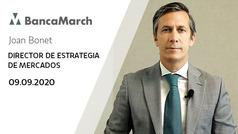 Análisis semanal de economía y mercados (10-09-2020)