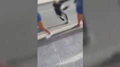 Una joven a punto de morir atropellada en Vizcaya por un reto viral
