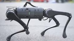 El perro robot chino que puede plantar cara a Boston Dynamics