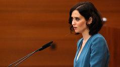 """Ayuso promete la """"mayor rebaja fiscal de la historia"""""""