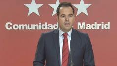 Madrid pedirá al Gobierno apoyo militar, policías y guardias civiles
