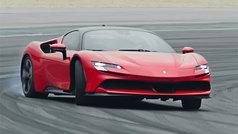 Ferrari lanza un deportivo de 1.000 caballos que puede entrar en Madrid Central
