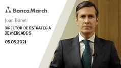 Análisis semanal de economía y mercados (05-05-2021)