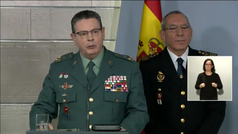 Dimite el general Laureano Ceña, el 'número dos' de la Guardia Civil
