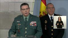 Dimite el general Laureano Ceña, el 'número dos' de la Guardia Civil