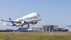 El Airbus Beluga XL ya surca los cielos