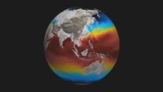 La mitad de los océanos cambiará de color por el calentamiento global