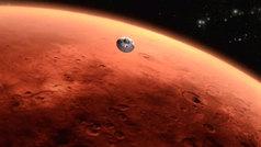 La NASA graba por primera vez un temblor sísmico en Marte