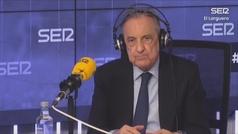 """Florentino Pérez: """"Nunca he visto una agresividad más grande por parte de la UEFA"""""""