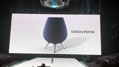 Galaxy Home, así es el altavoz inteligente de Samsung