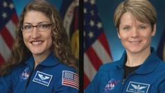 Por primera vez en la historia dos mujeres harán una caminata espacial