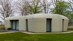 Así es la primera casa impresa en 3D habitada de Europa