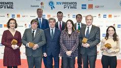 Expansión entrega los XIV Premios Pyme