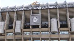 El Real Madrid cede el Bernabéu como almacén de material sanitario