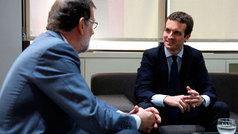Casado se reúne con Rajoy en su primera semana como presidente del PP