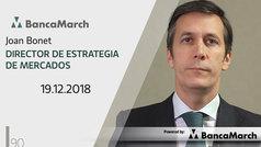 Análisis semanal de economía y mercados (19-12-2018)